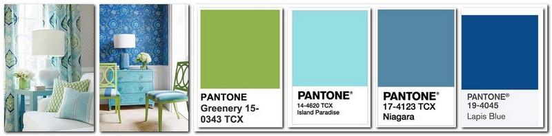 Pantone barvy roku 2017
