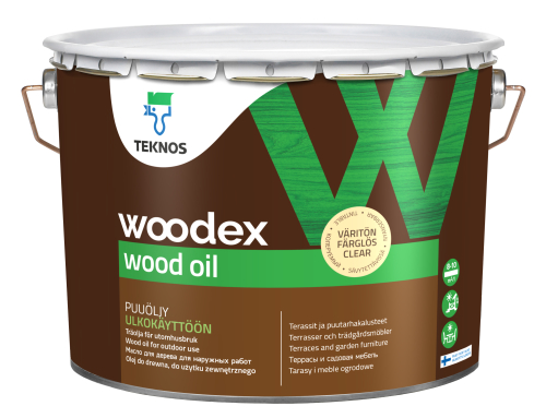 Woodex Wood Oil